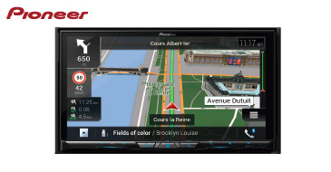 PIONEER AVIC-Z930DAB: 2-DIN Navigationssystem mit DAB+, Apple CarPlay & Android Auto