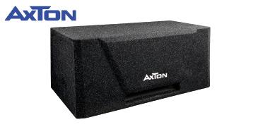 AXTON ATB220: Bandpass Basskiste fürs Auto