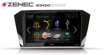 ZENEC E>GO Core Z-F2011 für VW Passat Alltrack