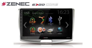 ZENEC E>GO Core Z-F2012 für VW Passat Alltrack